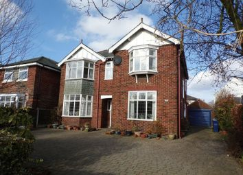 Thumbnail 4 bed detached house for sale in Liverpool Road, Penwortham, Preston