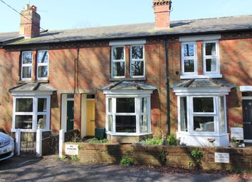 Thumbnail 2 bed terraced house for sale in Edward Terrace, Sun Lane, Alresford