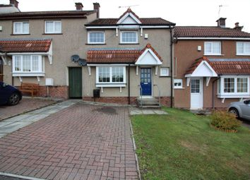 Thumbnail 2 bed terraced house for sale in Dunaskin View, Patna, Ayr