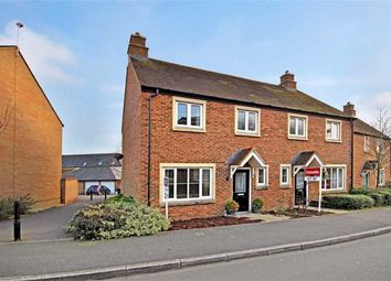Thumbnail 3 bed semi-detached house for sale in Hayburn Road, Redhouse, Wiltshire
