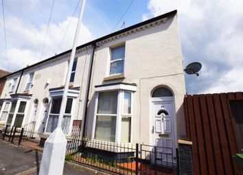 Thumbnail 2 bed end terrace house for sale in Craven Street, Birkenhead