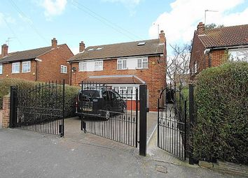 Thumbnail 2 bed semi-detached house for sale in Stratford Road, Hayes UB4 9Ew