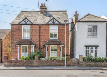Thumbnail 2 bed semi-detached house for sale in Church Lane, Mill End, Rickmansworth