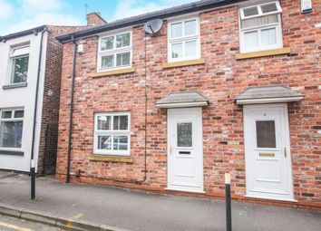 Thumbnail 3 bed town house for sale in Lever Street, Hazel Grove, Stockport, Cheshire
