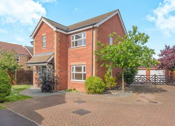 Thumbnail 5 bedroom detached house for sale in Oxfield Drive, Gorefield, Wisbech