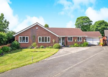 Thumbnail 3 bed detached bungalow for sale in Rose Tree Lane, Newhall, Swadlincote