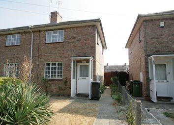 Thumbnail 2 bed end terrace house to rent in Western Road, Witham, Essex