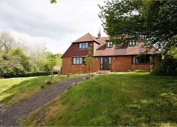 Thumbnail 5 bed detached house for sale in Droveway, Canterbury