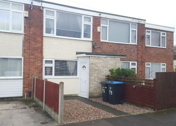 Thumbnail 2 bed terraced house for sale in Telford Way, Thurnby Lodge, Leicester