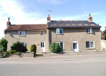 Thumbnail 5 bedroom detached house for sale in The Street, Gooderstone