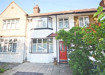 Thumbnail 3 bed terraced house for sale in Hall Road, Isleworth