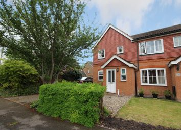 Thumbnail 2 bed semi-detached house to rent in Dagdale Drive, Didcot