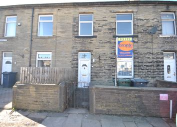 Thumbnail 2 bedroom terraced house to rent in Campbell Street, Queensbury, Bradford