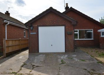 Thumbnail 2 bed bungalow to rent in St Michael's Lane, Wainfleet St Mary, Skegness