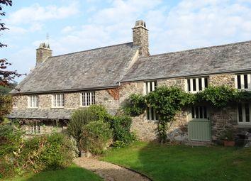 Thumbnail 6 bed farmhouse to rent in Kelly, Lifton