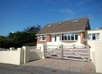 Thumbnail 4 bed detached bungalow for sale in Hill Park, Tenby, Pembrokeshire