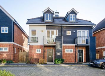 Thumbnail 4 bed semi-detached house to rent in Mill Drive, Ruislip