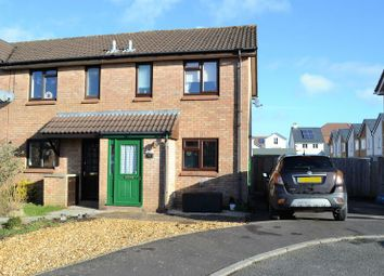 Thumbnail 2 bed end terrace house for sale in Swallow Close, Midsomer Norton, Radstock