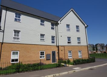 Thumbnail 2 bed flat for sale in Laconia Lane, Brooklands, Milton Keynes