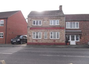 Thumbnail 2 bed property to rent in High Street, Donington, Spalding