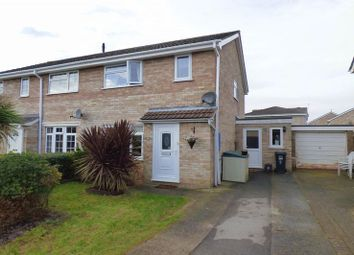 Thumbnail 4 bedroom semi-detached house for sale in Copperfield Drive, Worle, Weston-Super-Mare