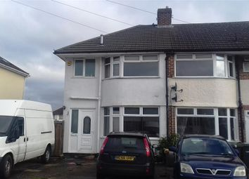 Thumbnail 3 bed end terrace house for sale in Elmore Road, Luton