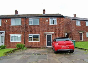 Thumbnail 3 bedroom semi-detached house for sale in Heathfield Road, Whitefield, Manchester