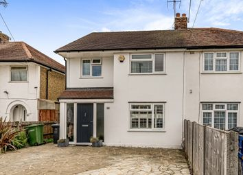 Thumbnail 4 bed semi-detached house for sale in Bowyer Drive, Cippenham, Slough