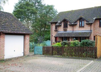Thumbnail Semi-detached house to rent in Bramble Walk, Lymington, Hampshire