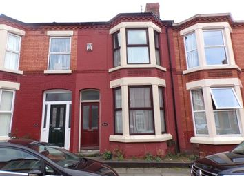 Thumbnail 3 bed terraced house for sale in Bessbrook Road, Liverpool, Merseyside