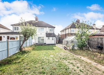 Thumbnail 3 bedroom semi-detached house for sale in Gloucester Road, Bedford