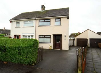 Thumbnail 2 bed semi-detached house for sale in Cherryhill Crescent, Dundonald, Belfast