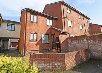 Thumbnail 1 bed end terrace house for sale in Nurseries Close, Topsham, Exeter