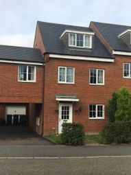 Thumbnail 4 bedroom town house to rent in Foxhollow, Cambourne, 5Hw, Cambourne