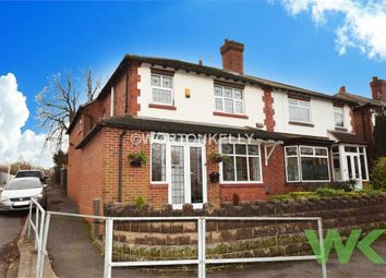 Thumbnail 4 bed semi-detached house for sale in Garratt Street, West Bromwich, West Midlands