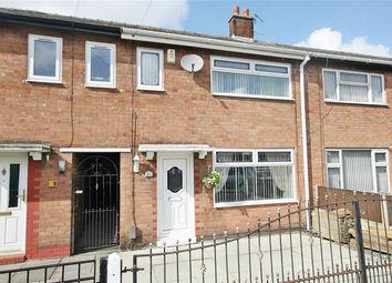 Thumbnail 2 bed terraced house for sale in Ambleside Crescent, Warrington