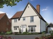 Thumbnail 4 bed detached house for sale in The Nelson At Saxon Meadows, Capel St Mary, Suffolk