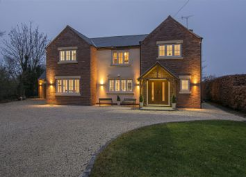 Thumbnail 5 bed detached house for sale in Caythorpe Road, Caythorpe, Nottinghamshire