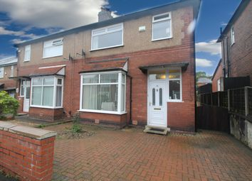 Thumbnail 3 bed semi-detached house for sale in Highfield Road, Bolton