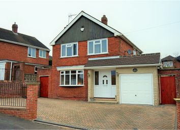 Thumbnail 3 bed detached house for sale in Oswald Avenue, Weston Coyney