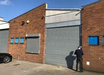 Thumbnail Commercial property to let in Howard Road, Redditch, Worcs