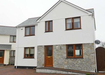 Thumbnail 4 bed detached house to rent in Bellever Close, Camborne, Cornwall