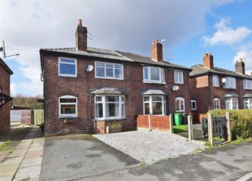 Thumbnail 3 bed semi-detached house for sale in Southbank Road, Withington, Manchester