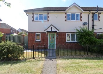 Thumbnail 2 bed semi-detached house for sale in Cygnet Close, Brampton Bierlow, Rotherham