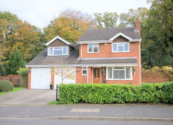 Thumbnail 4 bed detached house for sale in Burrington Drive, Trentham, Stoke-On-Trent