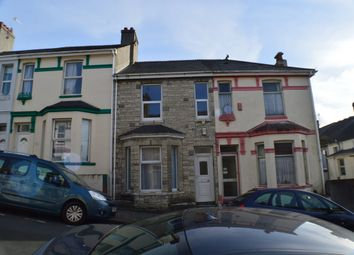 Thumbnail 3 bed terraced house to rent in Cotehele Avenue, Keyham, Plymouth