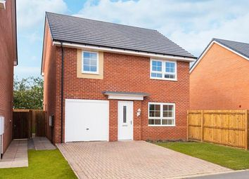 "Thumbnail 4 bed detached house for sale in ""Windermere"" at Bankwood Crescent, New Rossington, Doncaster"