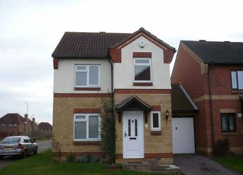 Thumbnail 3 bed property to rent in Atherstone Abbey, Bedford