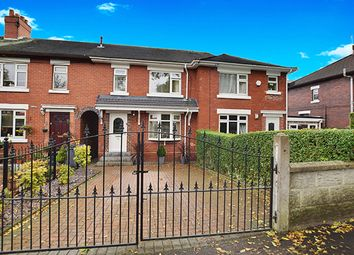 Thumbnail 2 bed terraced house for sale in Sandon Road, Stoke-On-Trent, Staffordshire