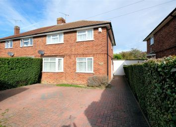 Thumbnail 3 bedroom semi-detached house for sale in Sydney Road, Whitstable